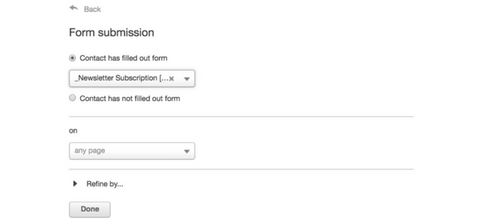 HubSpot-Form-Submission-Contact-List