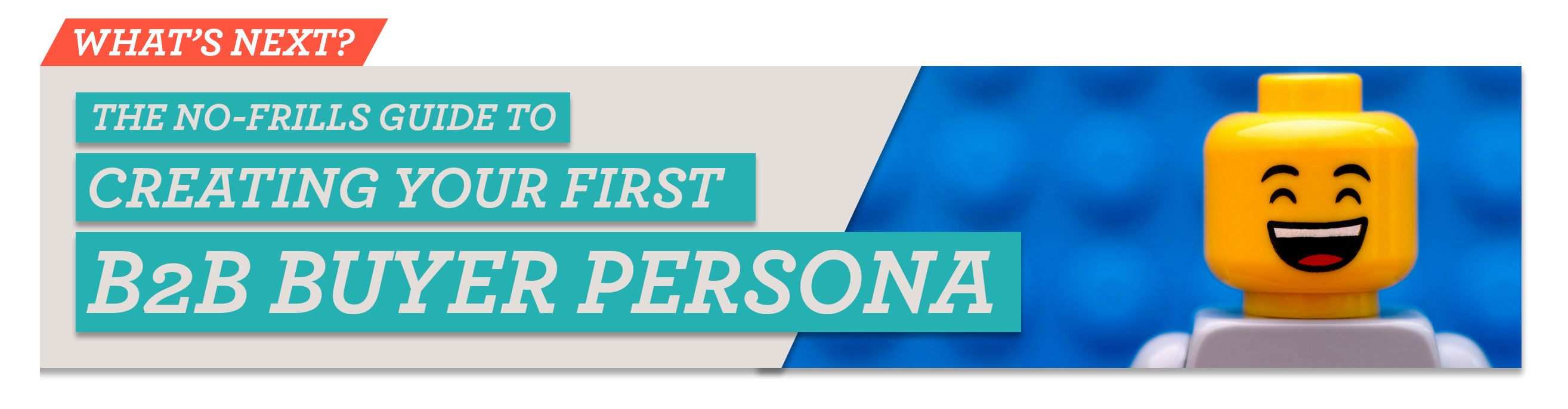 how to create a b2b buyer persona for inbound marketing