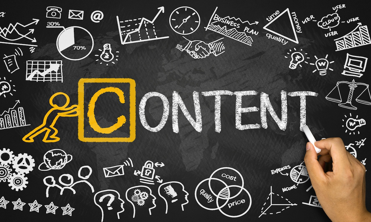 The context and challenge of content marketing