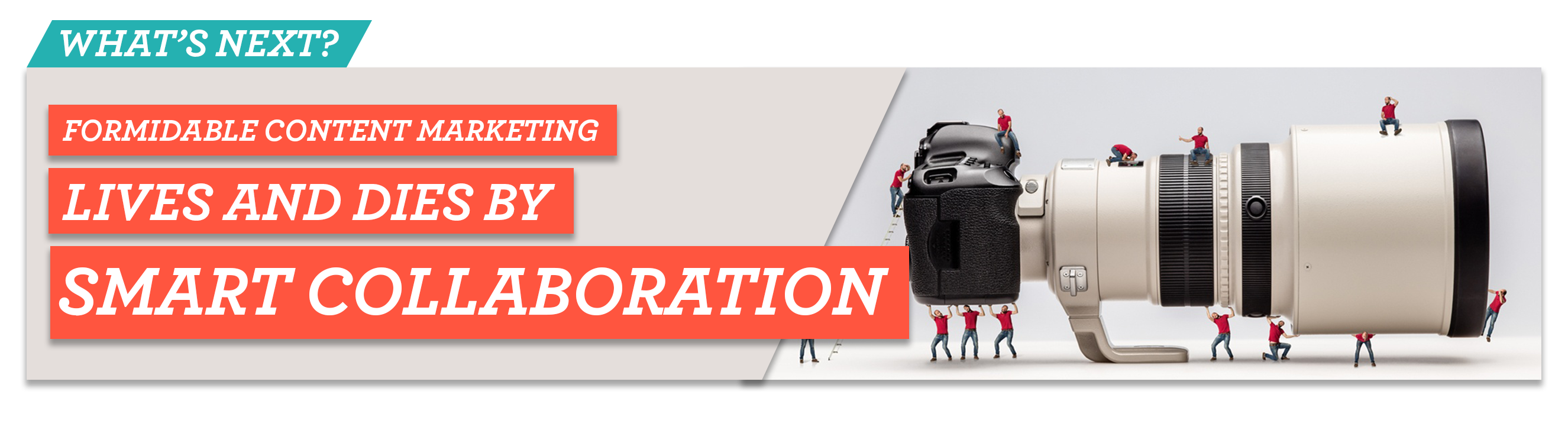 importance of collaboration in content marketing