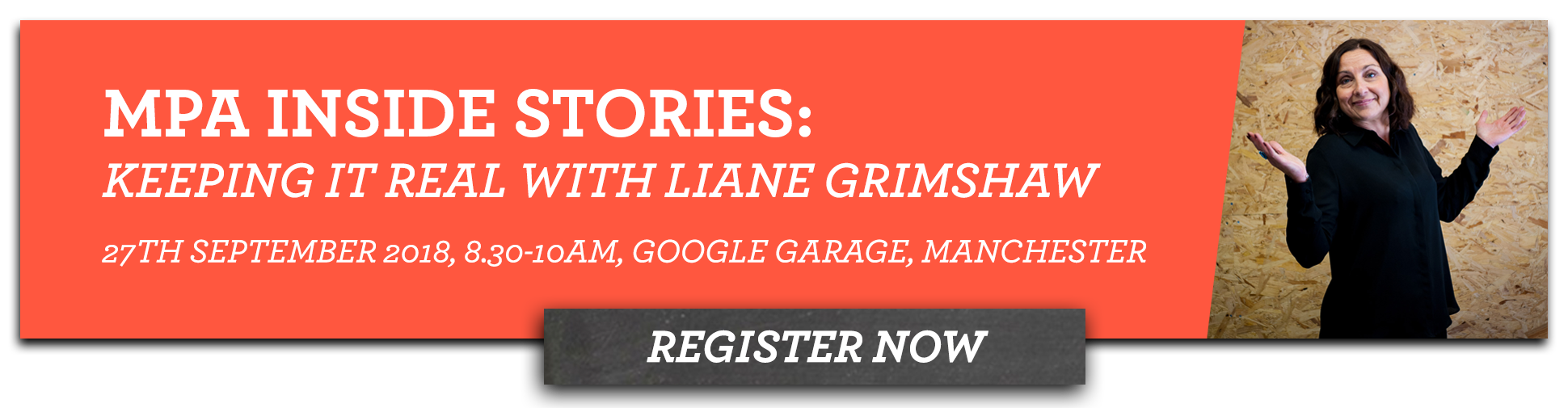 Keeping it real with Liane Grimshaw