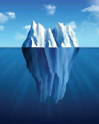 Clicking 'Publish' is only the tip of the content marketing iceberg